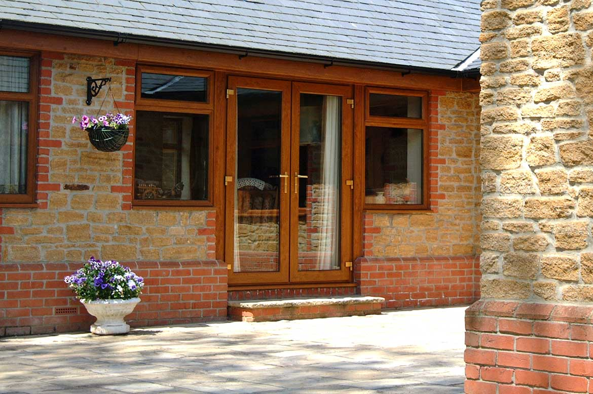 Saje upvc french doors in hampshire dorset sussex surrey for Upvc french doors dorset