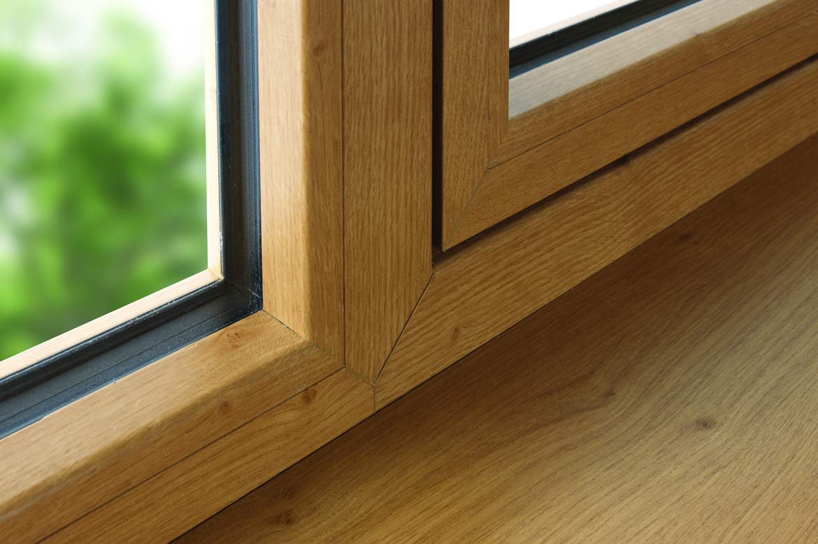 The size and colour to suit your home - each window is produced individually