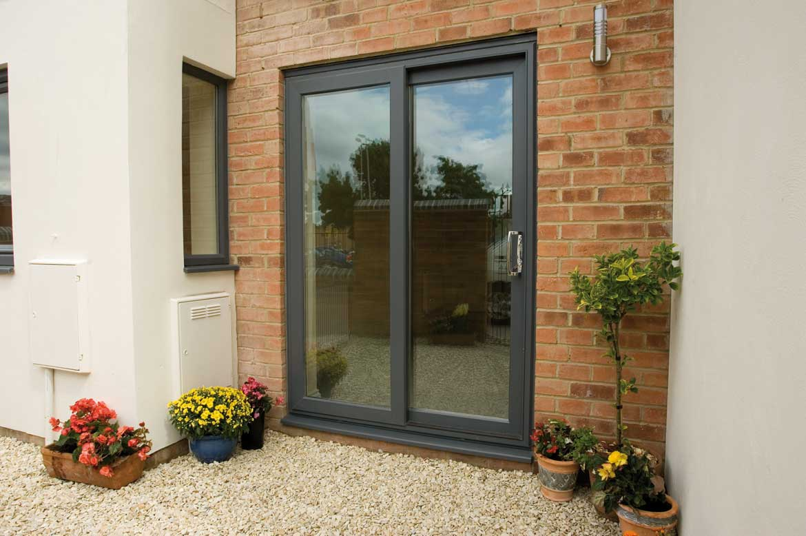 Saje upvc sliding patio doors in hampshire dorset sussex for Upvc french doors dorset