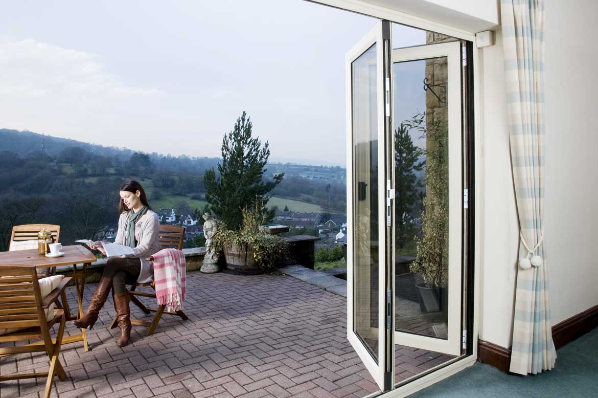 UPVC panoramic doors - the ultimate choice