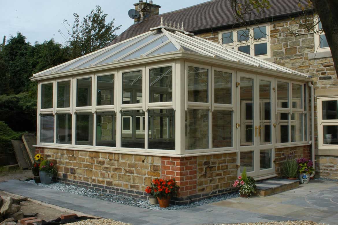 We make sure that your conservatory is finished to the highest standards