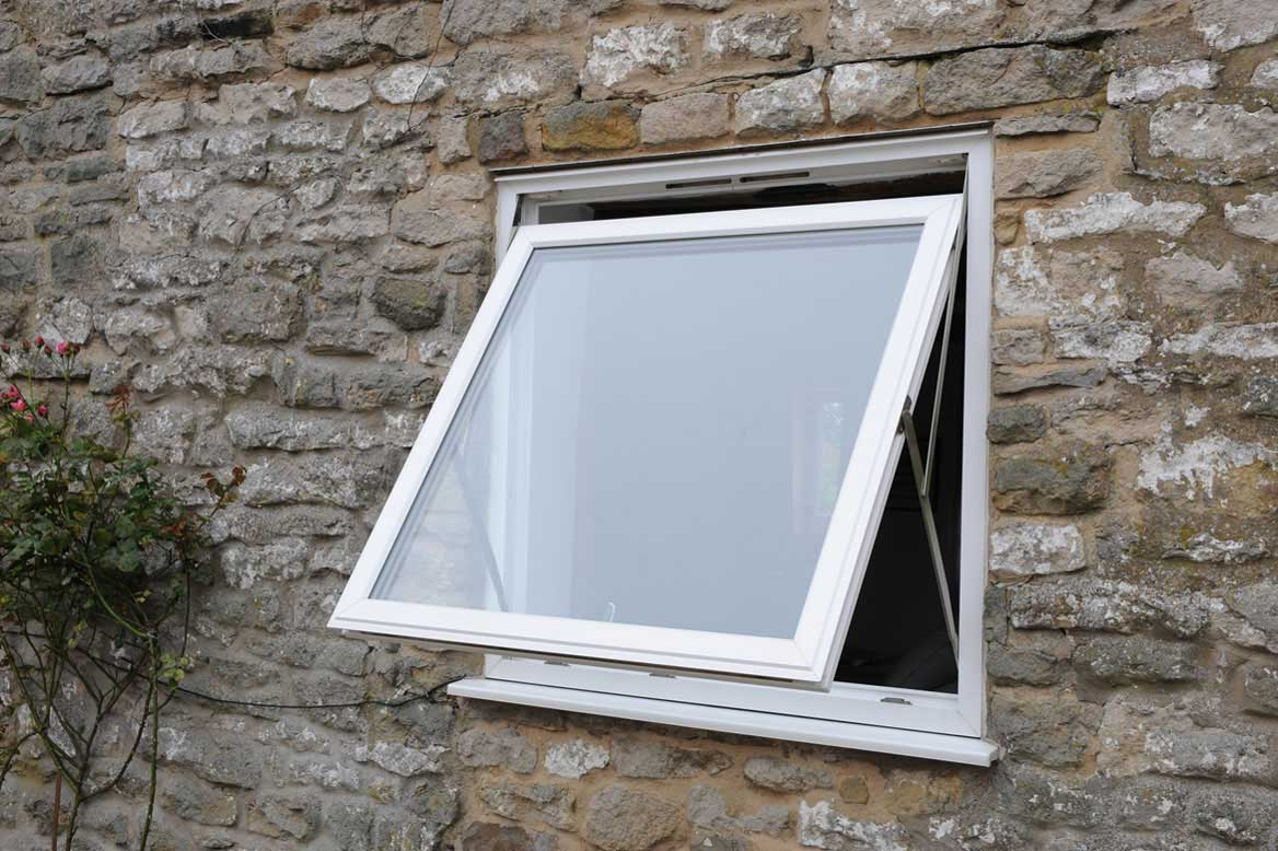 Keep your home clean and fresh with fully reversible windows