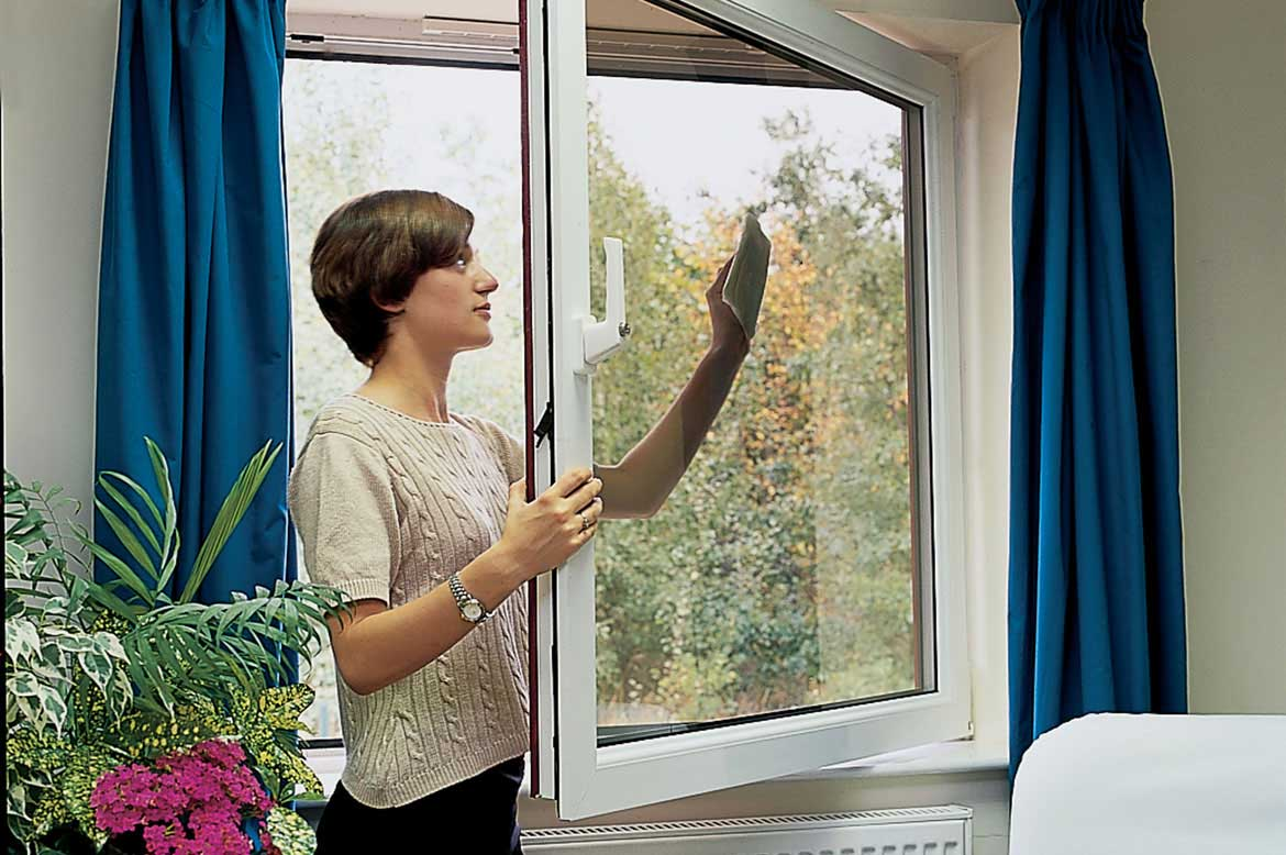 Keeping your windows clean and bright is always easy